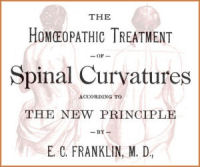 The Homeopathic Treatment of Spinal Curvatures on CD