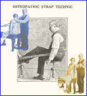 Osteopathic Strap Technic on CD